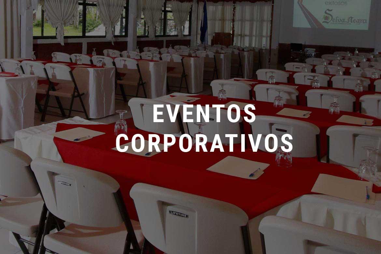 Eventos corporativos - Selva Negra Ecolodge